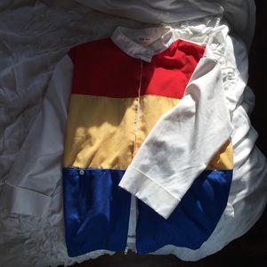 Vintage coaches jacket